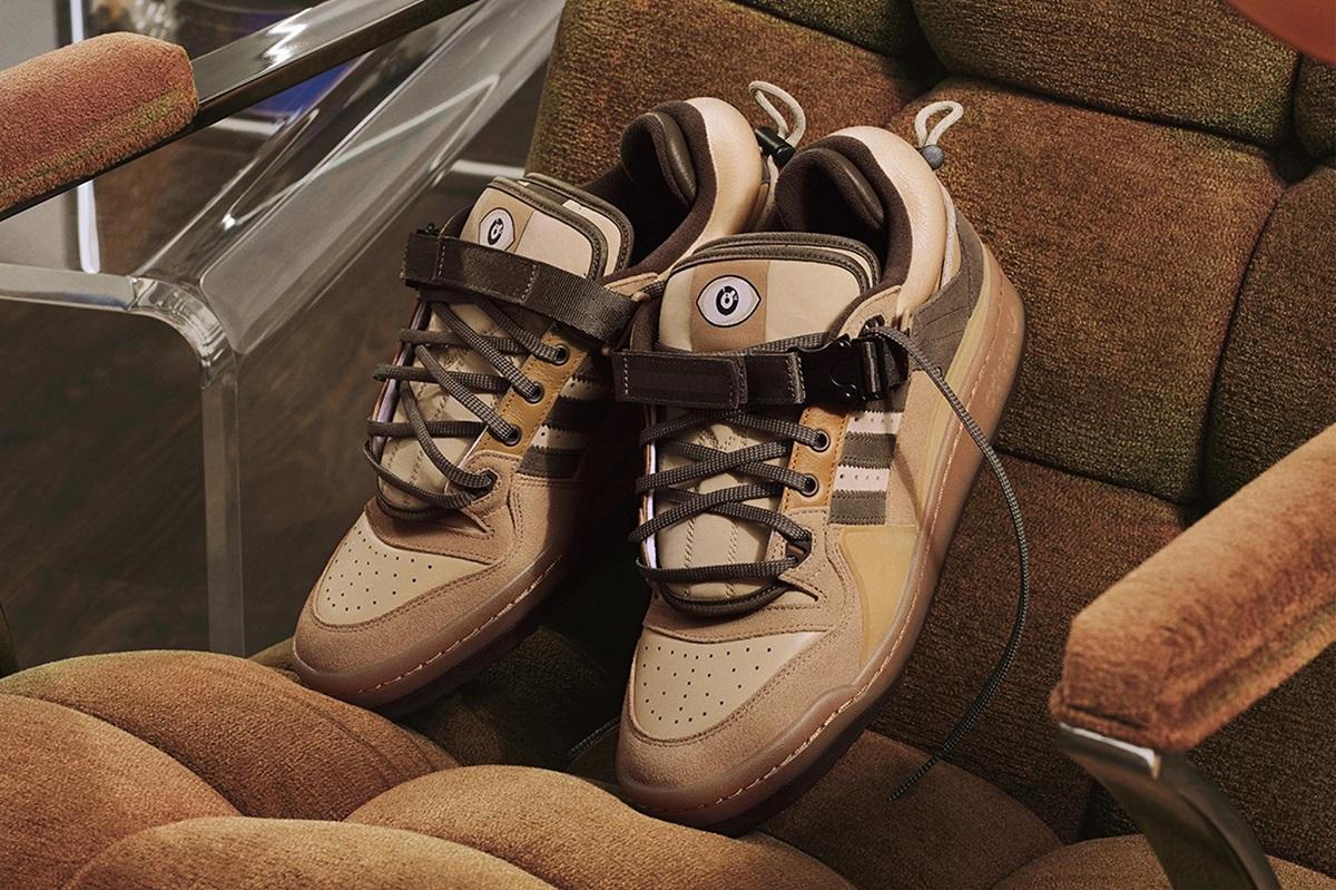 נעלי אדידס Forum Low של Bad Buny. צילום: אדידס