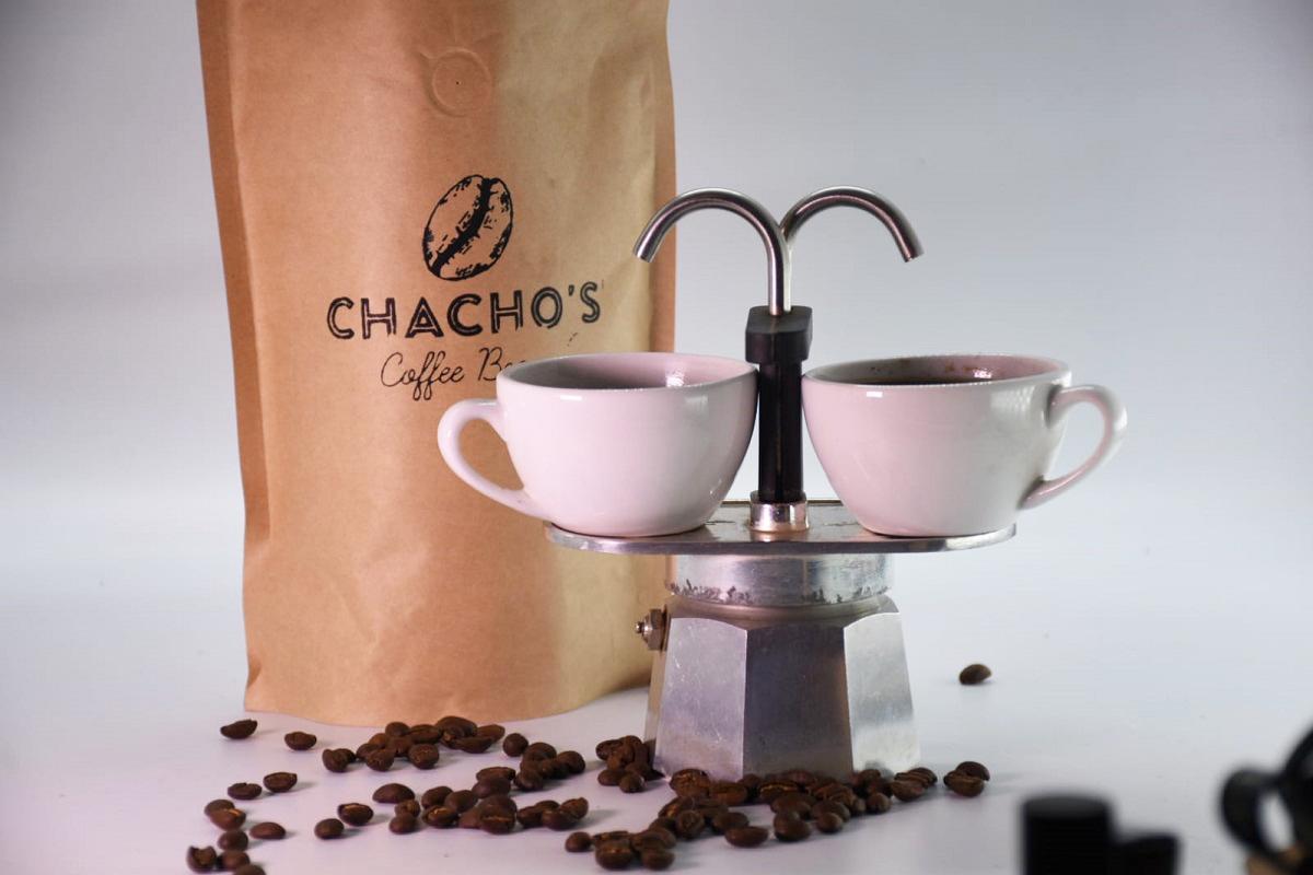 פולי קפה של Chacho's. צילום: יעקב בלומנטל