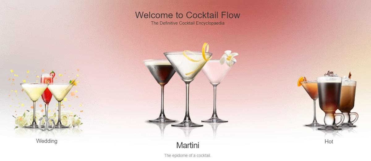 צילום מתוך האתר של Cocktail Flow