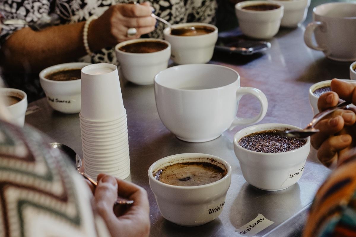 אירוע טעימת קפה (קאפינג)