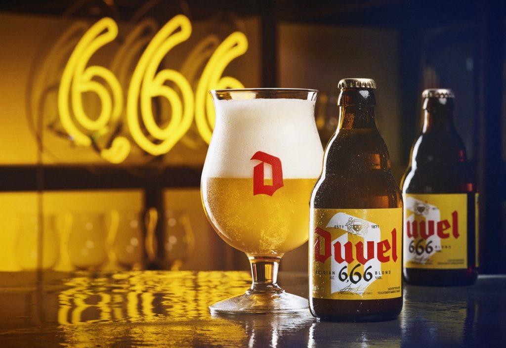 בירה דובל 6.66. צילום באדיבות Duvel