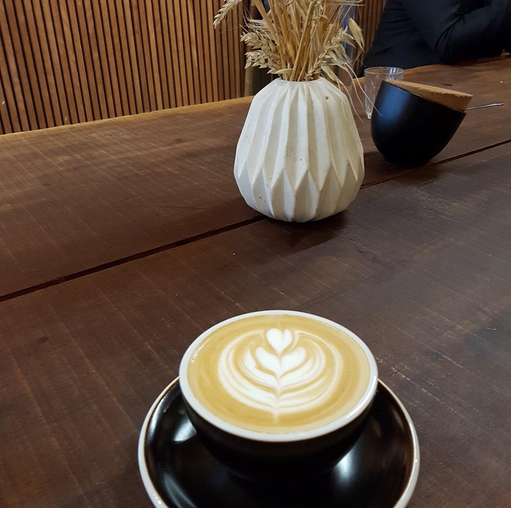 Braun Notes Coffee, 31-33 Rue de Mogador
