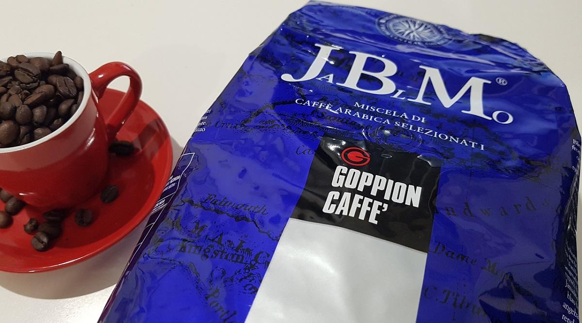 תערובת קפה JBM של Goppion Caffe