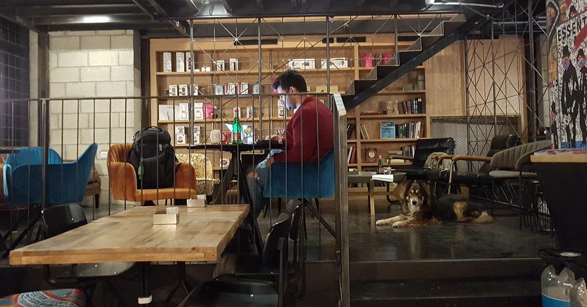 בית קפה Lo Fi Roastery בתל אביב