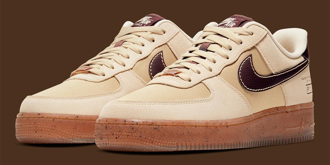 נעלי Nike Air Force 1 Low Coffee