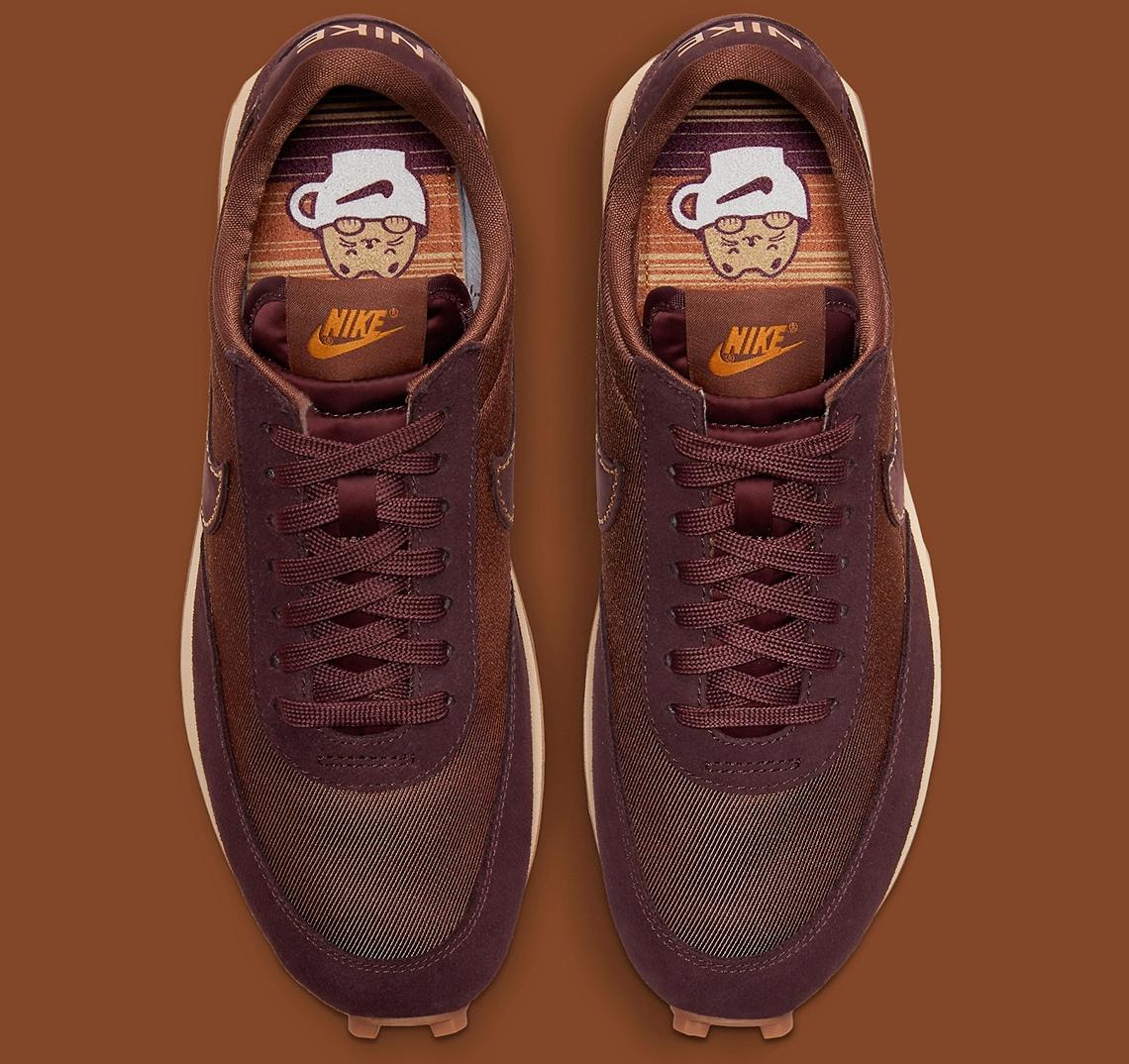 נעלי נייק Daybreak Coffee בצבעים כהים