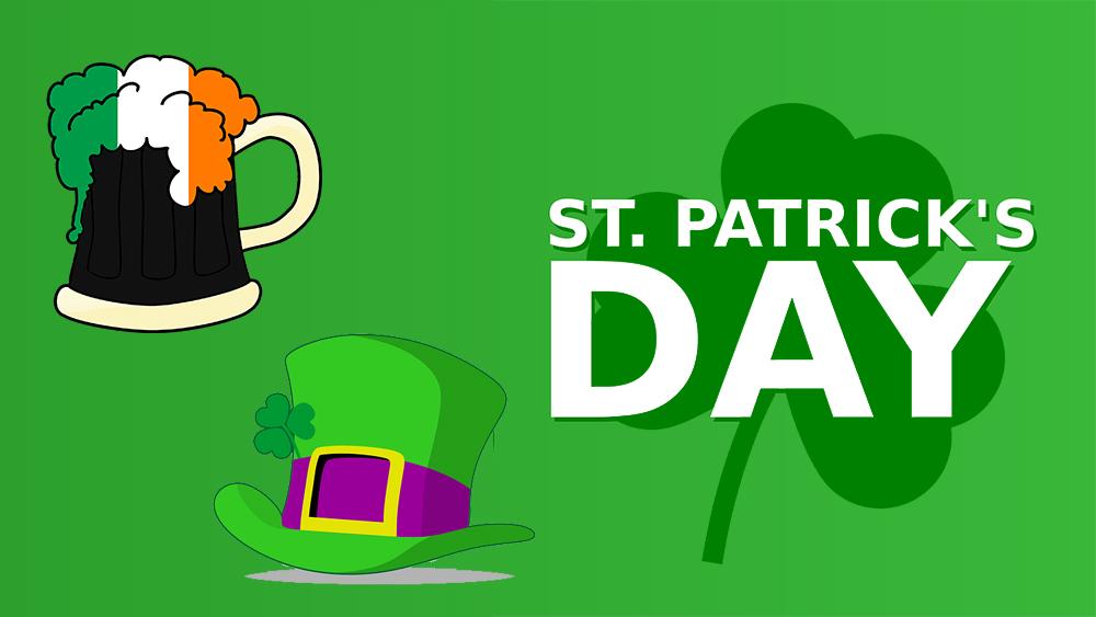 יום פטריק הקדוש - Saint Patrick's Day