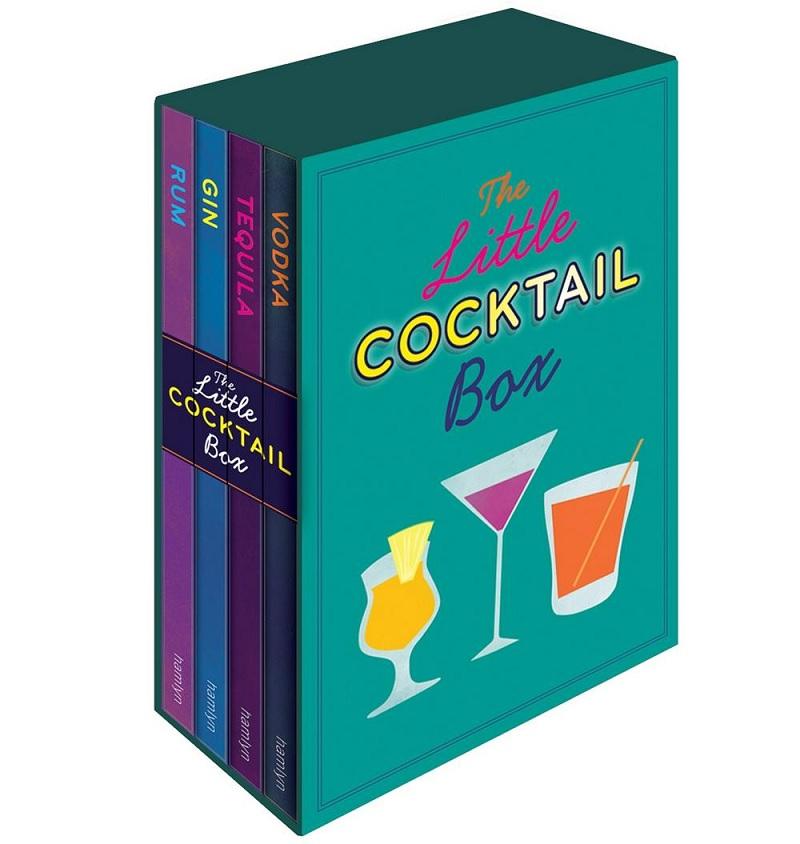 ספר קוקטיילים The Little Cocktail Box