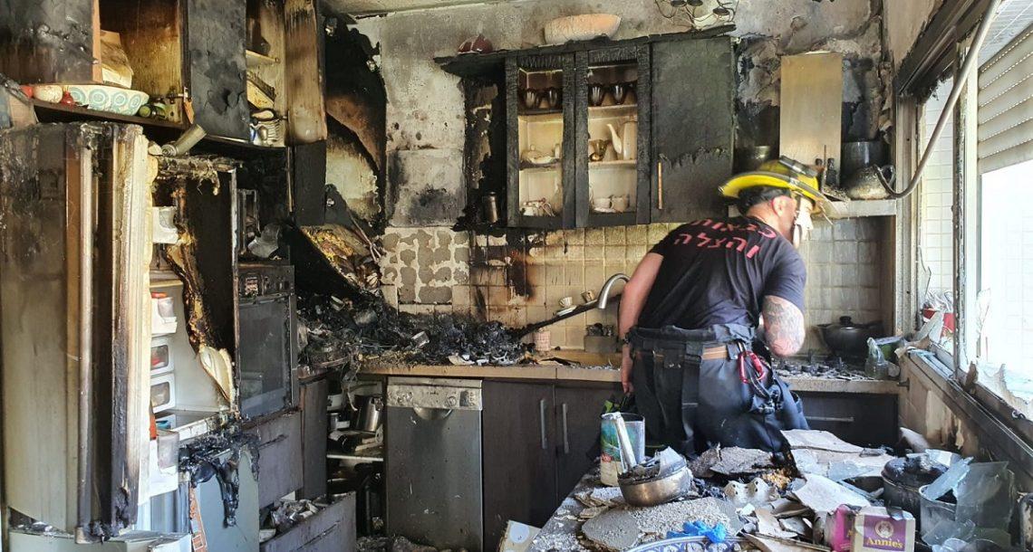 מכונת אספרסו גרמה לשריפה בדירה ברמת גן, ככה זה לא יקרה גם לכם