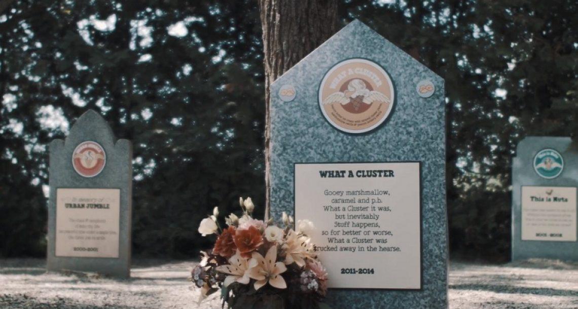 איזה טעם תרצו שגלידות בן אנד ג'ריס יחזירו מבית הקברות?