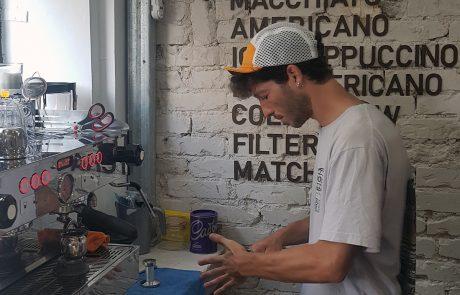 חלום שהתגשם: נפתח בית הקפה של Chacho's בכרם התימנים
