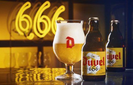 דובל השיקה בישראל בירה חדשה: Duvel 6.66 😈