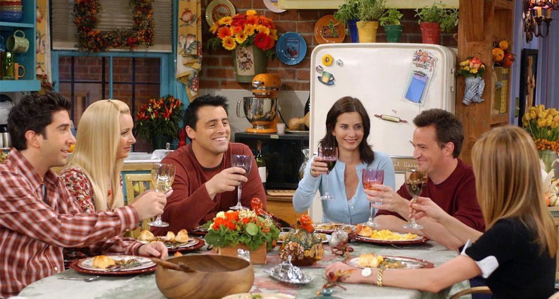 זה רשמי: ספר הבישול של הסדרה 'חברים'
