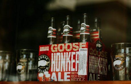 """מבשלת Goose Island עושה עלייה מארה""""ב עם 2 בירות IPA"""