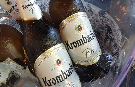 קרומבאכר משיקה מחדש בישראל בירה פילזנר ובירת חיטה