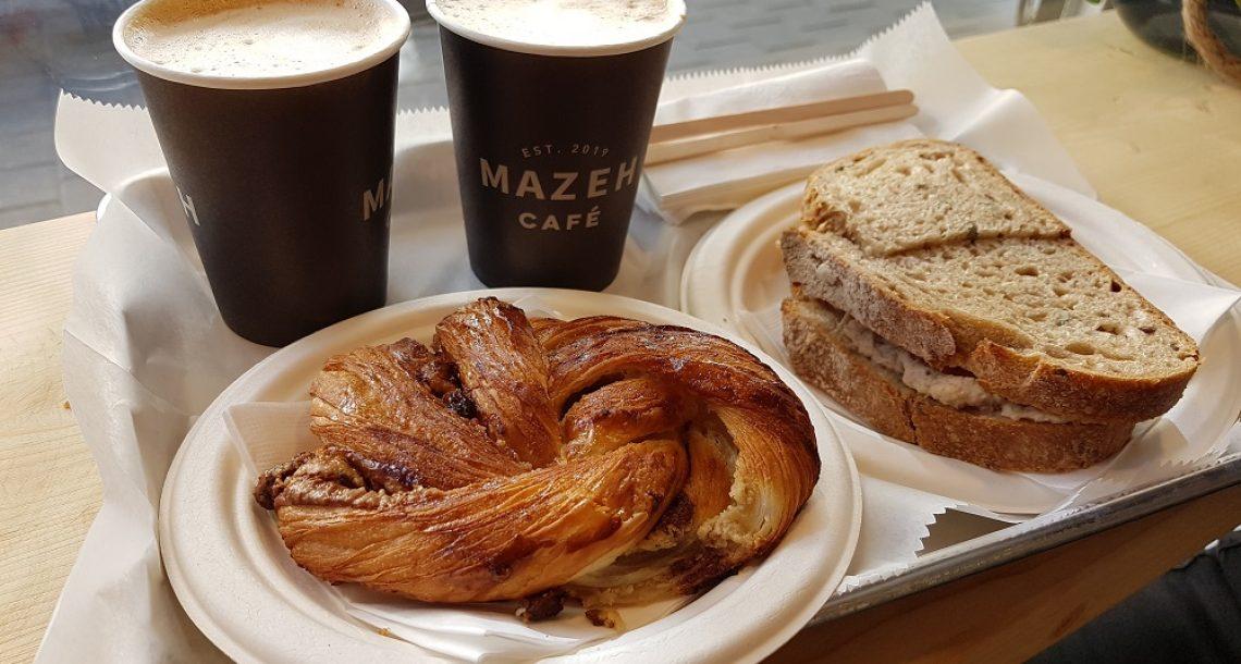 """ביקרנו בבית הקפה החדש עם השם המפתיע ברחוב מזא""""ה"""