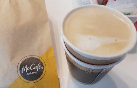 ביקרנו בסניף מק קפה של מקדונלדס, מה שקרה שם הפתיע גם אותנו