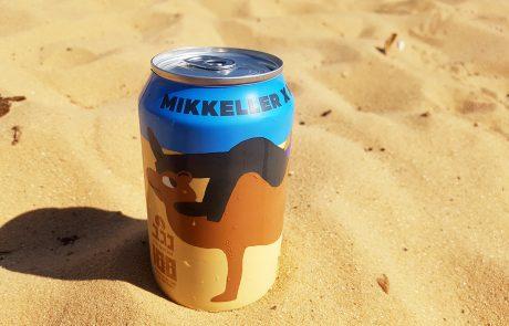 מבשלת Mikkeller הדנית השיקה את Desert Haze בשיתוף בירה נגב הישראלית