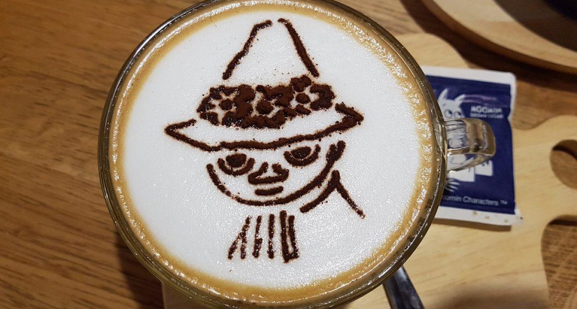 צפו: ביקרנו ב-Moomin Cafe בתאילנד – בית קפה בתוך עמק המומינים