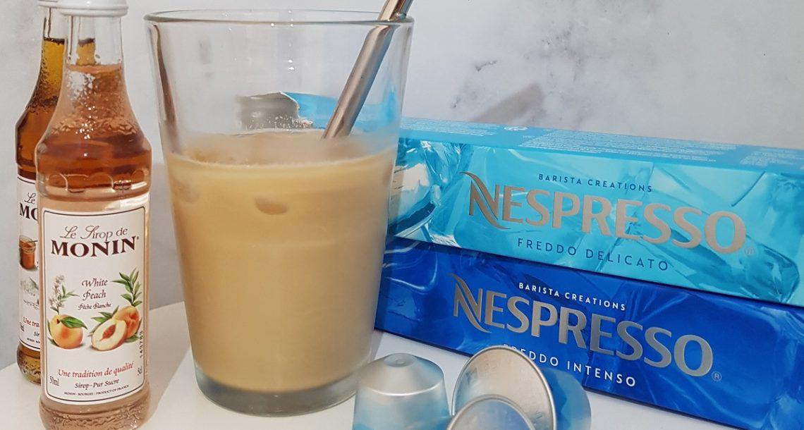נספרסו השיקה סדרת קפסולות חדשות לקפה קר – Barista Creations for Ice