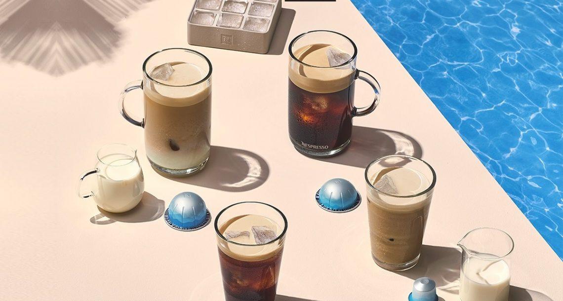 נספרסו משיקה קפסולות קפה קר לקיץ 2021, עם קפה חדש בטעם קוקוס