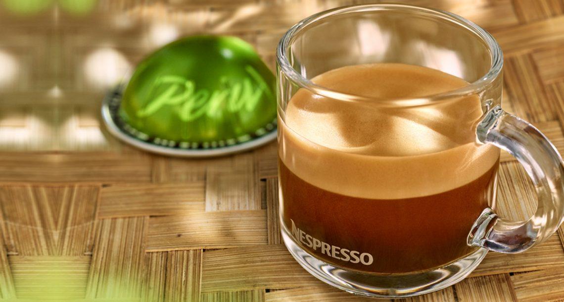 נספרסו משיקה לראשונה תערובת של קפה אורגני – Peru Organic