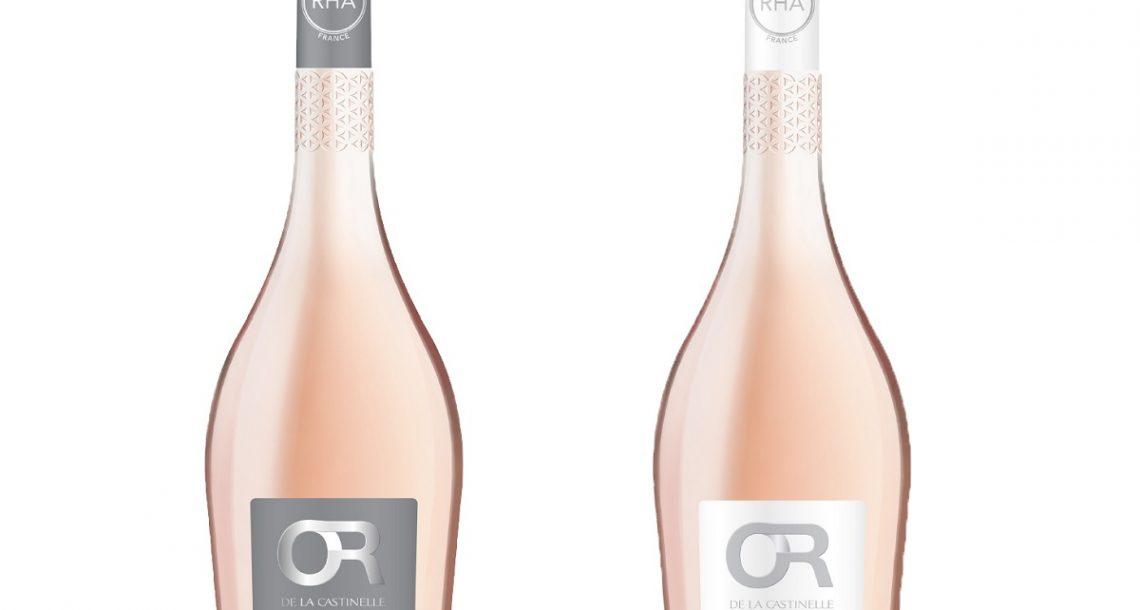 חדש בארץ: יינות רוזה של יקב Domaine de la Castinelle מפרובנס, צרפת