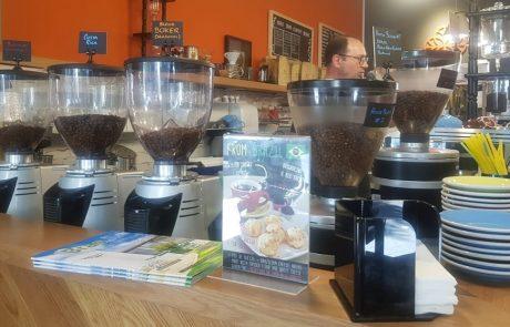 Origem Fresh Coffee – בית קפה ברזילאי בדיזנגוף