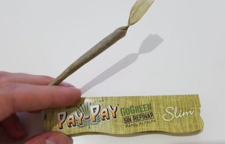 ניירות גלגול אורגניים של PAY PAY – הנייר הבא שלנו