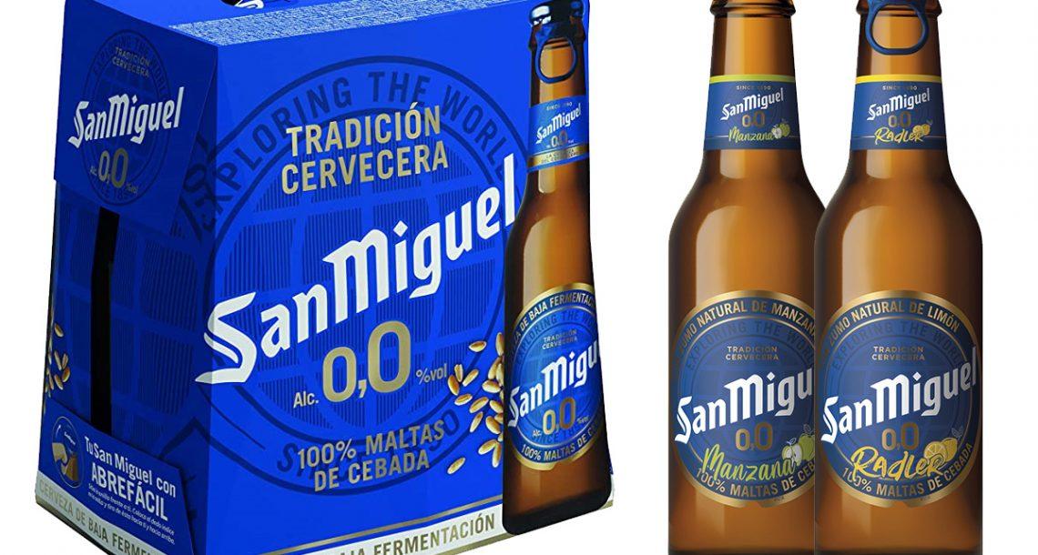 סן מיגל משיקה בירה ללא אלכוהול ב-3 טעמים. כן, טעמים