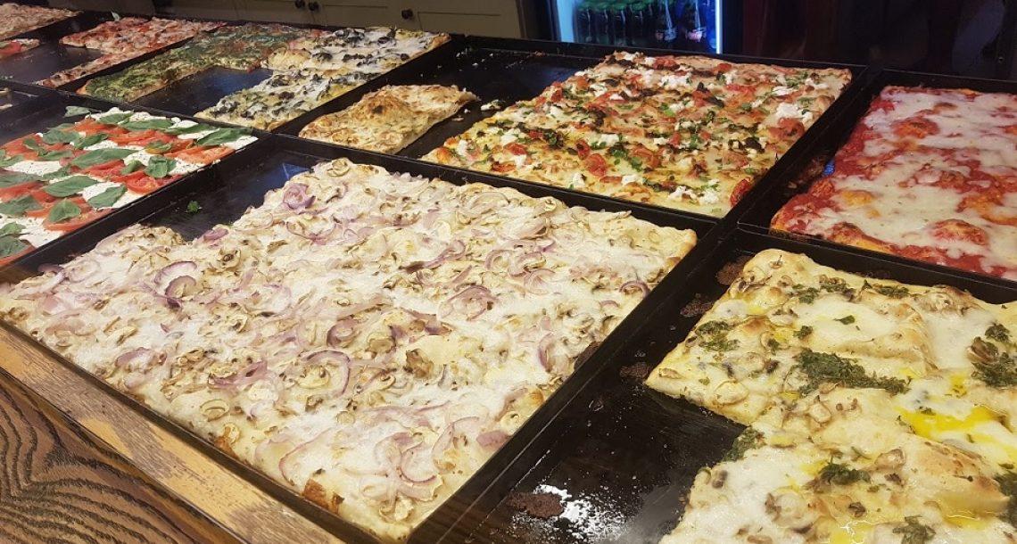 טעמנו את זותא פיצה הכשרה בדיזנגוף בתל אביב, וגם לכם כדאי