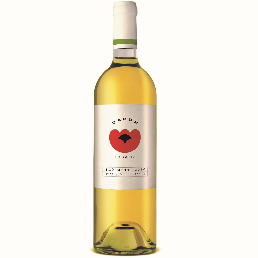 יין דרום לבן של יקב יתיר. צילום: איל קרן